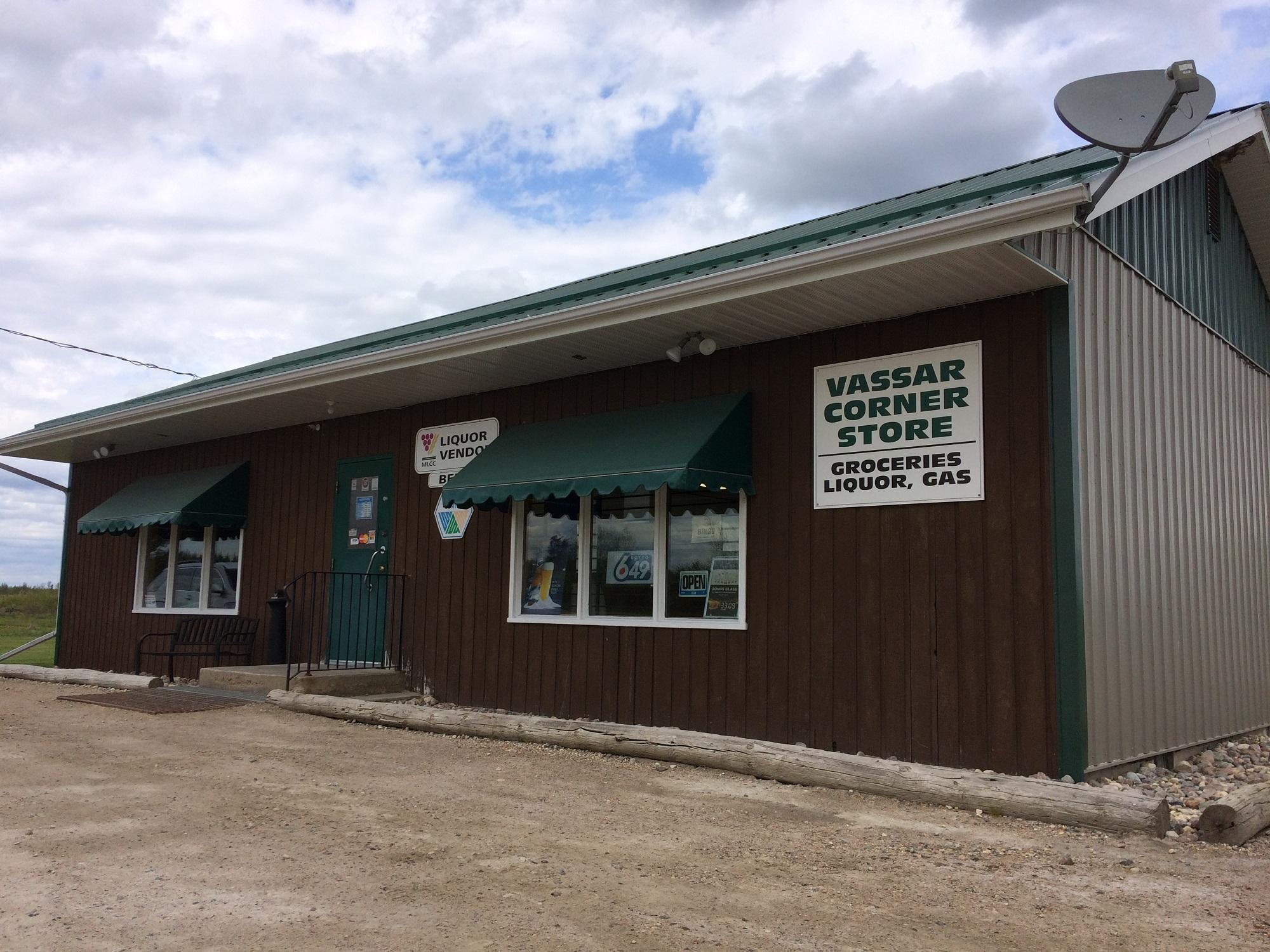 vassar corner store