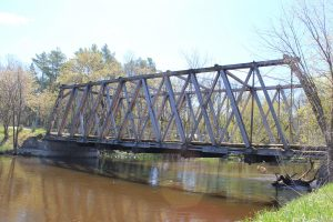 The Gardenton Truss Bridge