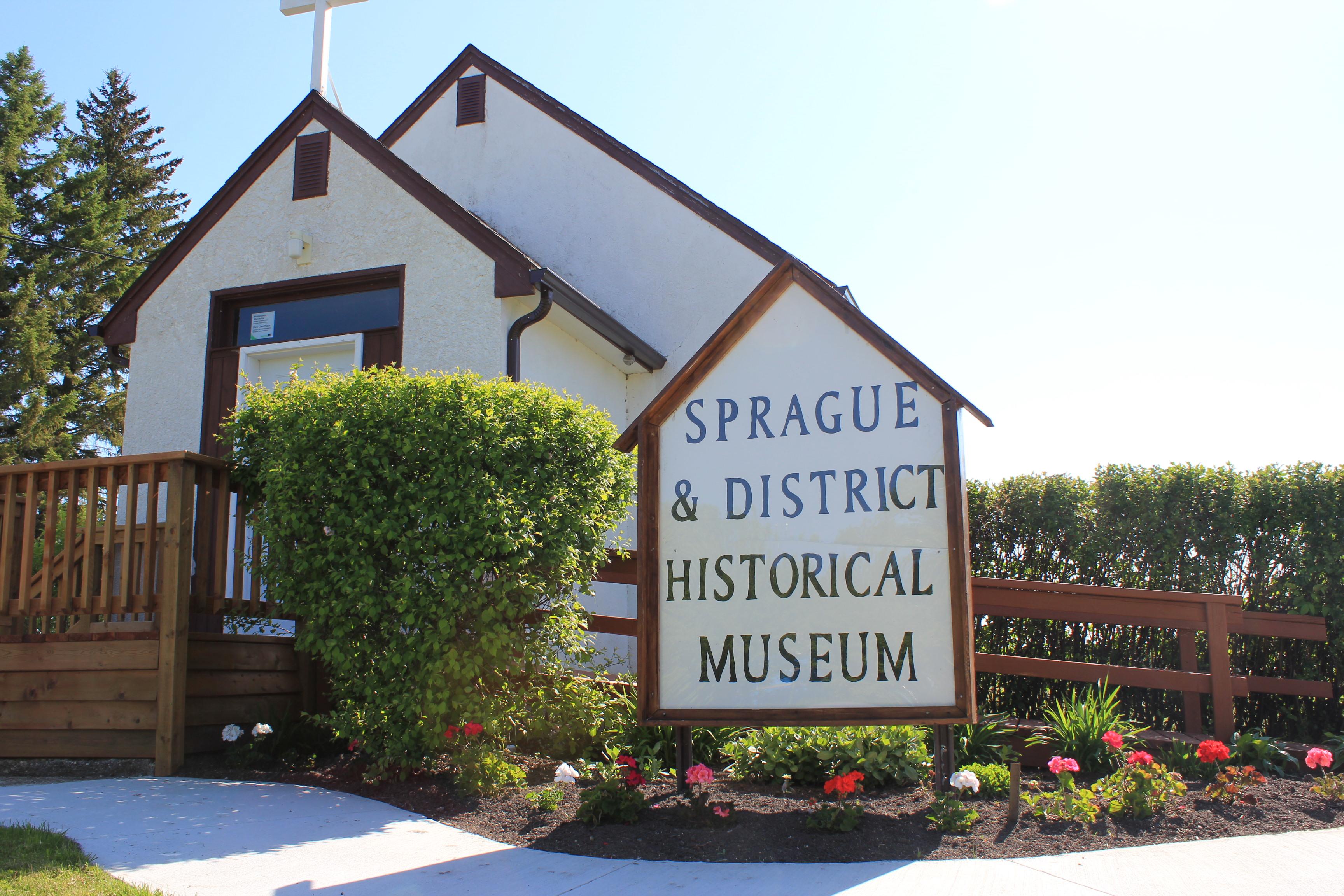 sprague museum