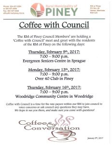 Coffee with Council 2017