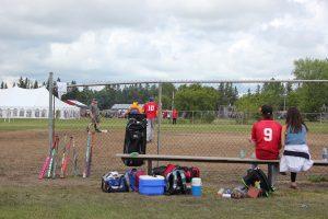 Canada Day Baseball in Vita