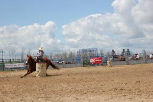 barrel racing in vita
