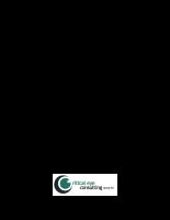 2016 Piney Stuartburn Regional Tourism Strategy